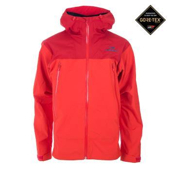 法國【EiDER】 / 男款Gore-tex+羽絨兩件式多功能外套經典橘紅+內層藍