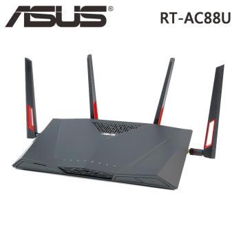 ASUS 華碩 RT-AC88U 電競專用 雙頻無線 AC3100 Gigabit 分享器