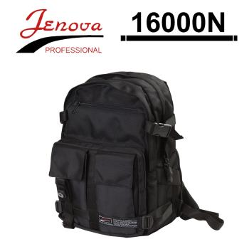吉尼佛 JENOVA 16000N 指南針休閒後背式系列攝影背包(大)