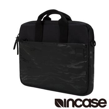 【Incase】Compass Brief 15吋 時尚拼接手提 / 肩背筆電公事包 (迷彩黑)