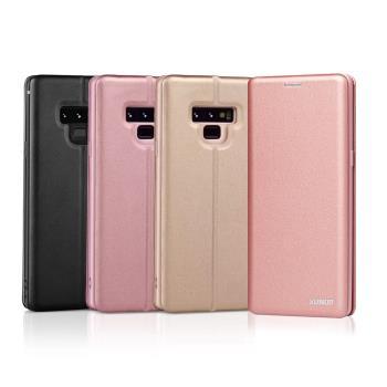 XUNDD for Samsung Galaxy Note 9 賽納可插卡支架皮套