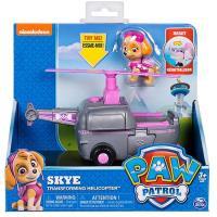 PAW Patrol汪汪隊立大功 兒童卡通玩具 基本車輛3 - 天天(直升機)