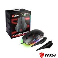 MSI微星 Clutch GM60 Gaming Mouse 電競滑鼠
