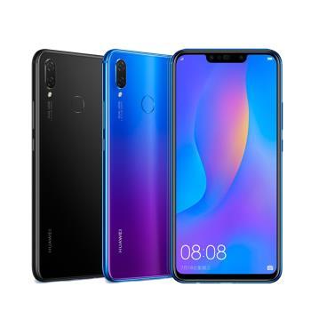 HUAWEI nova 3i(4G/128G)智能AI美顏鏡頭6.3吋手機