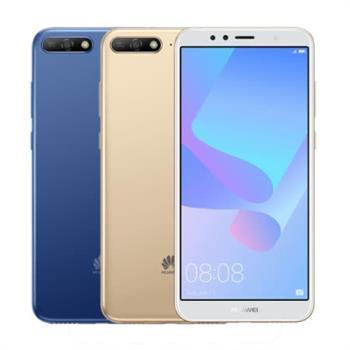 HUAWEI 華為 Y6 2018 版本 四核心5.7吋全螢幕雙卡機(2G/16G)5.7吋全面屏智機