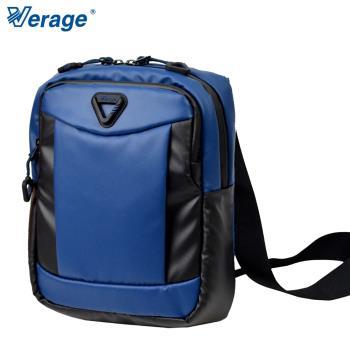 Verage ~維麗杰 RFID防盜時尚側背包(藍)