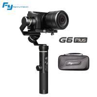 贈手機夾具 Feiyu飛宇 G6 plus 運動相機/手機/微單 多用途三軸手持穩定器(不含手機、相機)