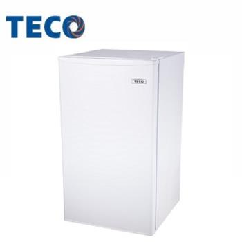 TECO東元99公升小鮮綠單門小冰箱R1091W
