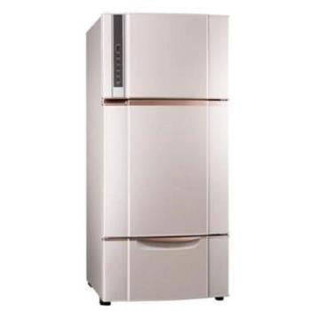 TECO東元543L變頻三門冰箱(亮燦紫)R5652VXSP