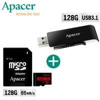 Apacer 宇瞻 AH350 USB3.0 128GB 跑車碟
