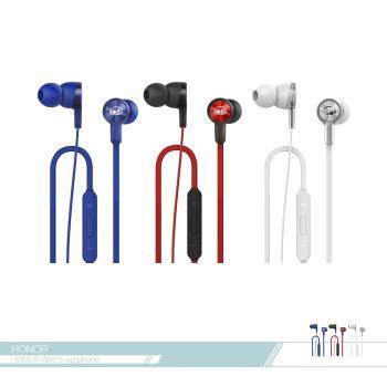 榮耀honor 原廠AM15 魔聲Monster耳機【全新盒裝】入耳式 3.5mm 各廠牌適用