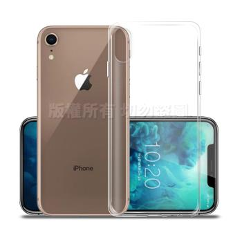 Xmart For iPhone XR 6.1吋 超薄清柔水晶保護套