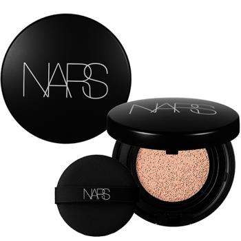 NARS 裸光奇肌氣墊粉餅(蕊)SPF23/PA++(#NAMSAN)(12g)+裸光奇肌氣墊粉盒