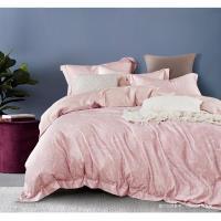 幸運草-貝莉爾 萊賽爾吸濕排汗親膚天絲雙人八件式床罩組-獨立筒適用