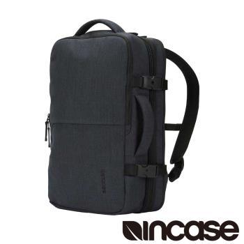 【Incase】EO Travel Backpack 時尚輕巧後背式筆電旅行包 (深藍)