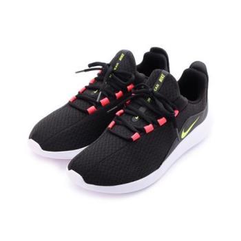 NIKE VIALE 輕量襪套跑鞋 黑螢紅 AA2181-001 男鞋 鞋全家福