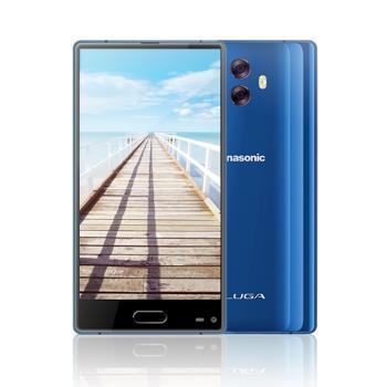 Panasonic Eluga C 全螢幕三邊窄邊框日系5.5吋智慧型手機-藍