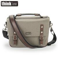 thinkTank 創意坦克 Signature 10 尊爵系列郵差包 相機包-TTP710375