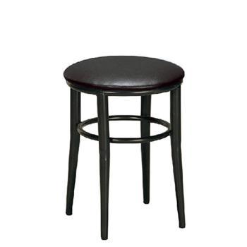 傢俱屋 亞達月圓椅 紅 黑 粉紅 藍