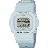 CASIO G-SHOCK 極限運動輕巧耐用數位錶-白(GLS-5600CL-7D)