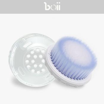 boii 玻醫抗菌刷頭 (4D音波洗臉機/淨膚儀專用)-藍色