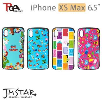iPhone XS MAX 手機殼 迪士尼 正版授權 軍規防撞/防摔 軟殼 6.5吋-玩具總動員/怪獸電力公司