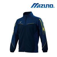 【MIZUNO 美津濃】男針織運動外套 藍(32TC853314)