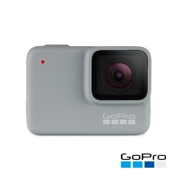 【GoPro】HERO7 White運動攝影機CHDHB-601-LE(公司貨)
