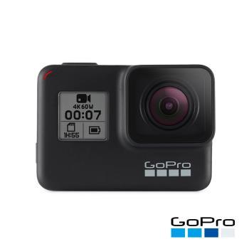 (送三向+後背包)【GoPro】HERO7 Black運動攝影機CHDHX-701-RW(公司貨)