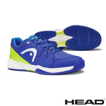 HEAD BRAZER 男款網球鞋/休閒鞋/運動鞋  藍/蘋果綠 273418