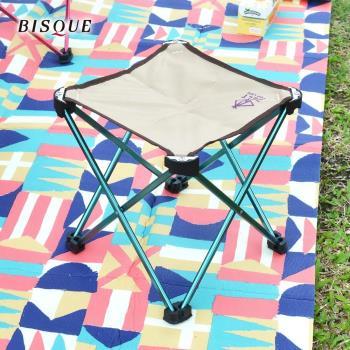 日本BISQUE 輕量耐重野餐露營凳