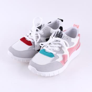 【88%】休閒鞋- 時尚中性運動鞋 網格休閒韓版 休閒鞋 糖果配色 基本款