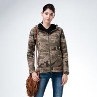 【FOX FRIEND 狐友】 新款 女款 刷毛保暖外套 (724)