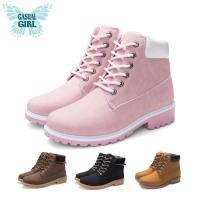 Casual Girl USA 美式工作靴-4色