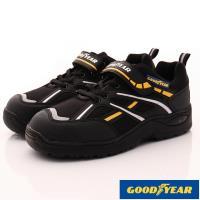 GOODYEAR-安全工作鋼頭鞋-EI3970黑(男段)