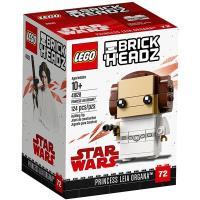 LEGO樂高積木   Brickheadz 積木人偶系列 - 41628 莉亞公主