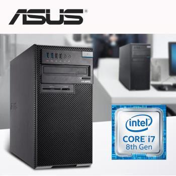 ASUS 華碩 D640MA-I78700004R 商務主流商用桌上型電腦(i7-8700/B360/8G/1TB/DRW/WIN10 Pro)