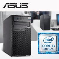 ASUS 華碩 D540MA-I38100023R 商務主流商用桌上型電腦(I3-8100/H310/8G/1TB/DRW/WIN10 Pro)