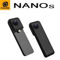 Insta360 Nano S 360° 全景相機(公司貨) 黑色