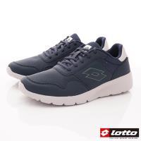 Lotto樂得-極致輕量跑鞋 SE006丈青(男段)