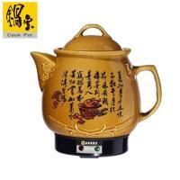 鍋寶 3.8L全自動陶磁養生藥膳壺MP-3860-D