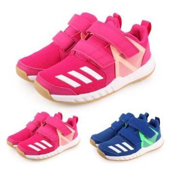 ADIDAS 男女童多功能訓練鞋-魔鬼氈 慢跑 路跑 童鞋 愛迪達