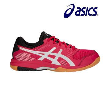 【asics 亞瑟士】GEL-ROCKET 8 男 排羽球鞋 紅(B706Y-600)