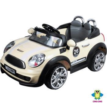 親親 MINI電動車-白色(RT-D1688)