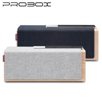 PROBOX Teana Sound木質無線藍牙喇叭   15W 【贈】淺草貓迷你藍芽喇叭