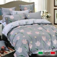 Raphael拉斐爾 愛意 純棉加大四件式床包兩用被套組