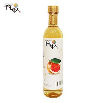韓國千年味人 天然釀造醋飲-鳳梨醋(300ml/瓶)