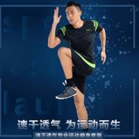 Jimmy Wang   男生SPORT跑步速乾運動套裝