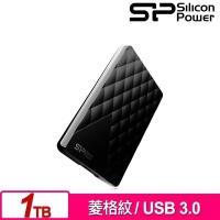 SP廣穎 Diamond D06 1TB(黑) 2.5吋行動硬碟