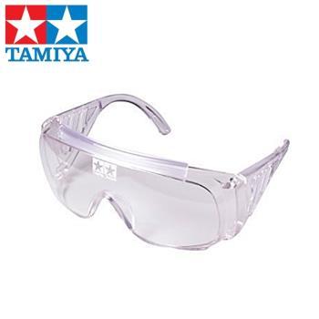 日本田宮TAMIYA工作安全眼鏡74039